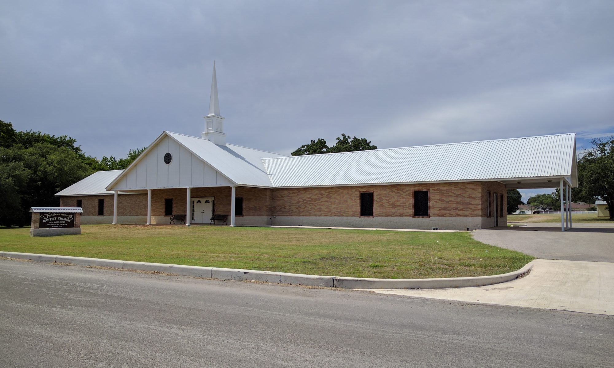 Fredericksburg Baptist Church